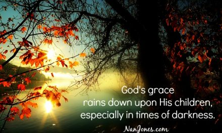 Finding God's Presence ~ God Is Like That, You Know