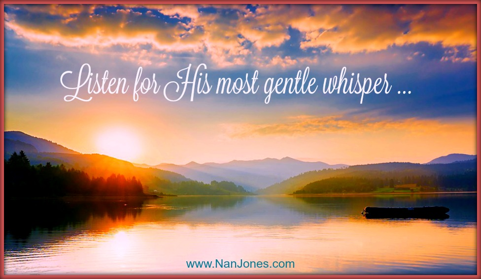 A Most Gentle Whisper