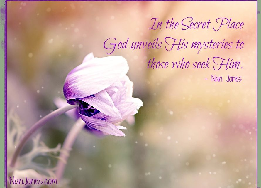 Finding God's Presence ~ The Mystery of God's Everlasting Love