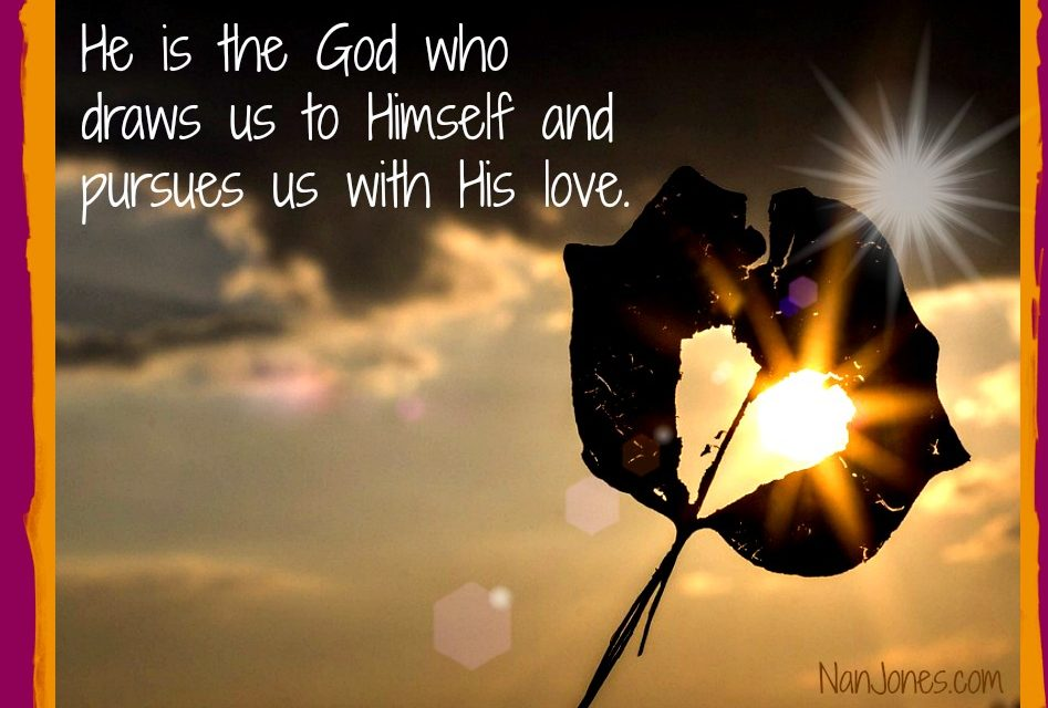 Finding God's Presence ~ A Prayer to Know The Holy One