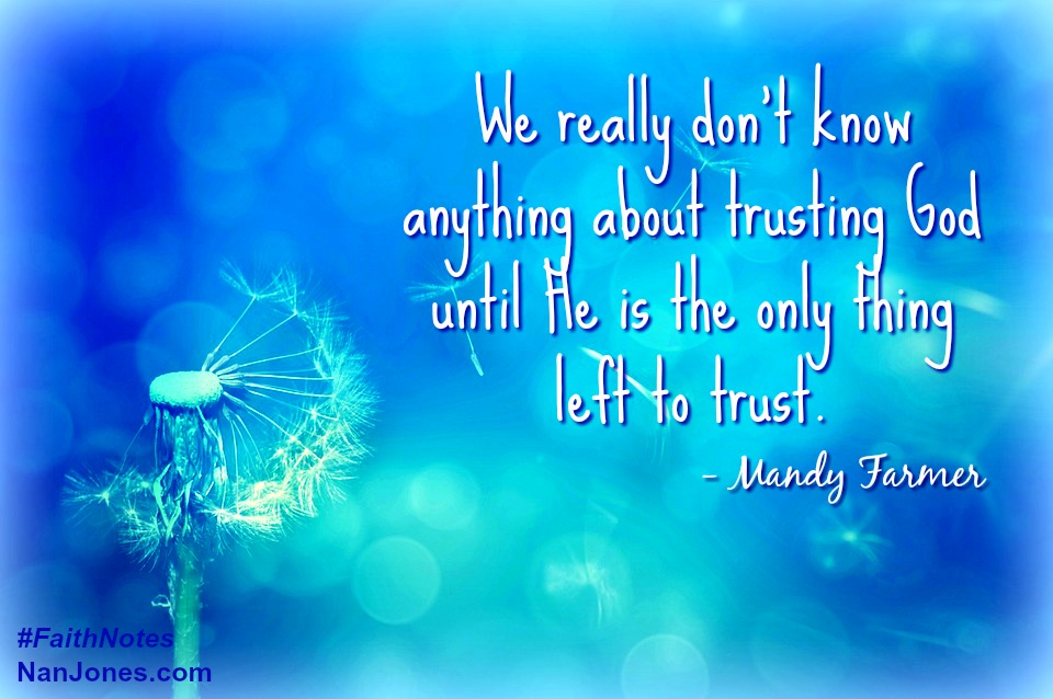 Faith Notes ~ Mandy Farmer: When God's People Hurt You & Other Fibromyalgia Woes