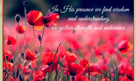 A Prayer When You Need to Hear God's Gentle Whisper