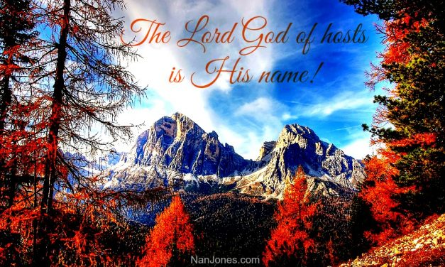 Finding God's Presence ~ When Discouragement Fights the Wind