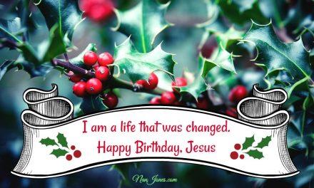 A Christmas Prayer ~ Jesus, I Want to be Your Bethlehem