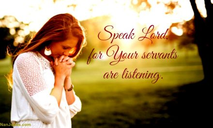 A Prayer When You Need to Hear From God