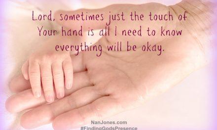 A Prayer When Tenacity Runs Short And Giving Up Hovers