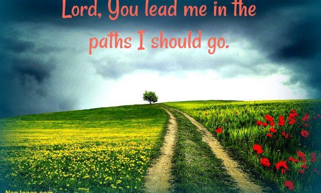 A Prayer When Life Takes a Detour, But You Still Choose Faith