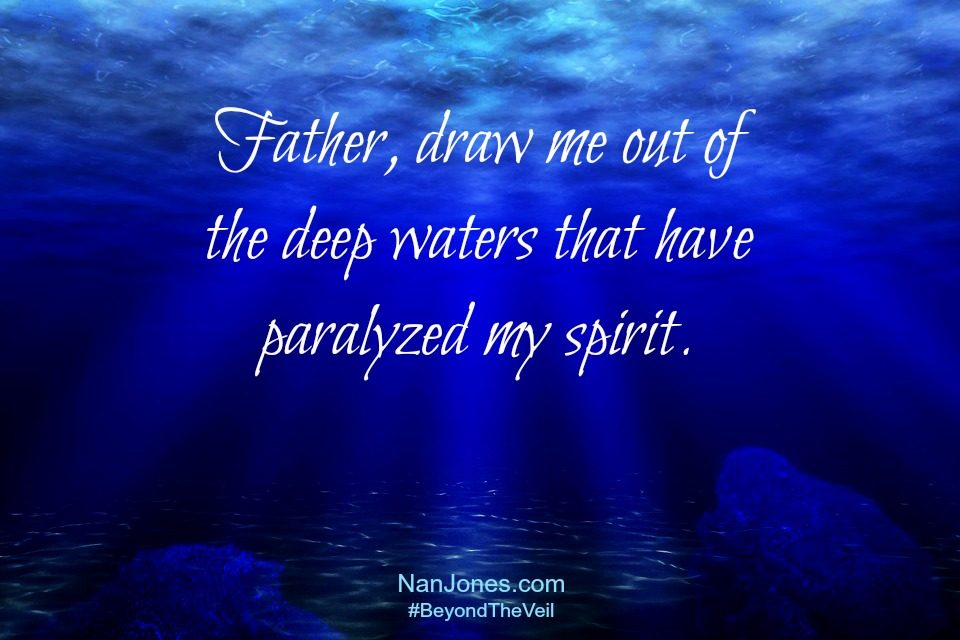 A Prayer When Your Spirit Feels Paralyzed, But God is Calling