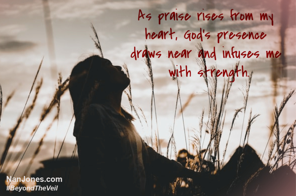 When Fatigue is Paralyzing, Jesus Carries Me