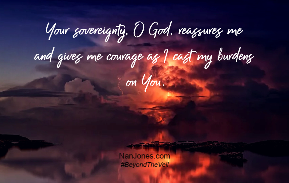 A Prayer to Cast My Burdens on God When I Can't Let Go