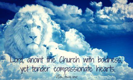 A Prayer When Fear is Eroding My Faith
