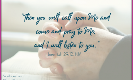 Searching For God? Call. Come. Pray