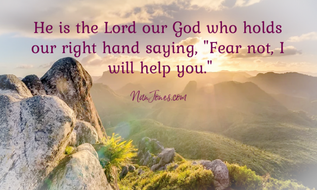 A Prayer When Anxious Thoughts are Consuming You