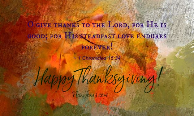 I'm so Thankful for You, My Faithful Blog Readers!