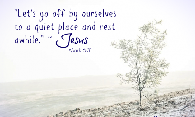 A Prayer to Hit the Pause Button and Find Rest in God