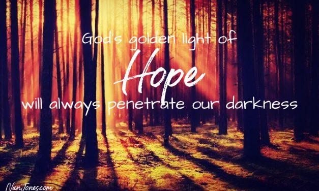 Searching for Hope Among Life's Shadows