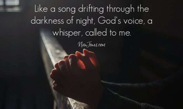 How to Recognize God's Voice AND RESPOND