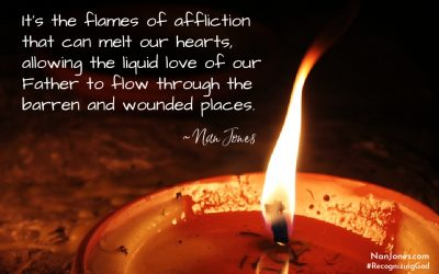 How Does God Use the Flames of Affliction in our Lives?