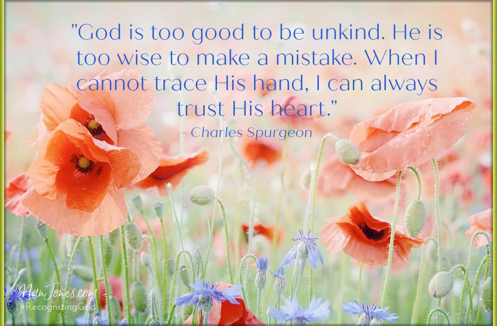 How Do I Trust God When My Heart feels Unsure?