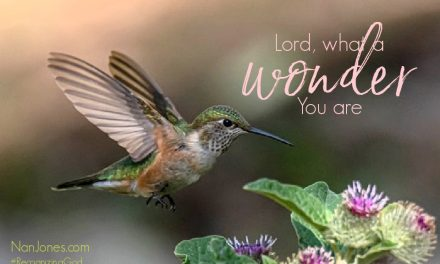 Prayer to Look to You Jesus, but the Devil is Whispering