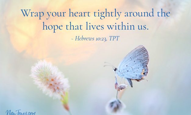 Holding Onto Hope But My Grip is Slipping ~ A Prayer